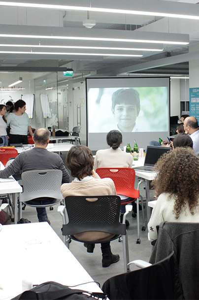 Quick Talks Event at Impact Hub Yerevan