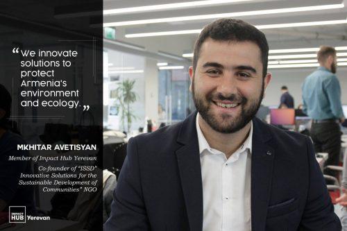 Hamazasp Danielyan's Impact Story