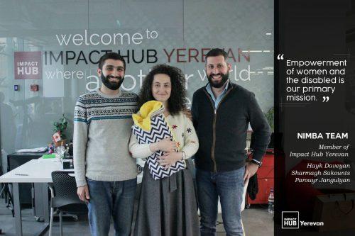 Nimba's Impact Story (Hayk Daveyan, Sharmagh Sakounts, Paruyr Jangulyan)