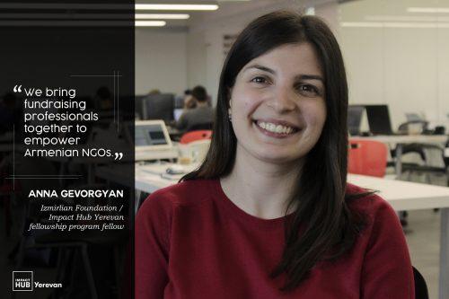 Anna Gevorgyan's Impact Story