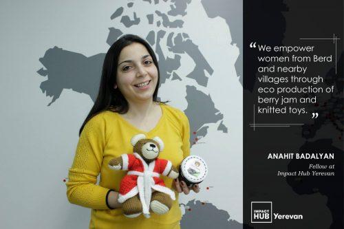 Anahit Badalyan's Impact Story