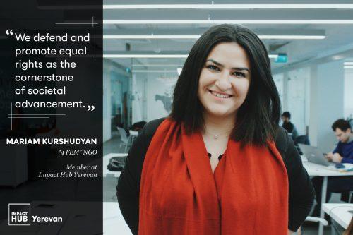 Mariam Kurshudyan's Impact Story
