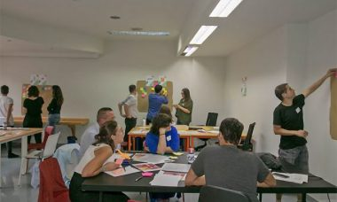 Cult-Up Multistakeholder meeting, Vigo