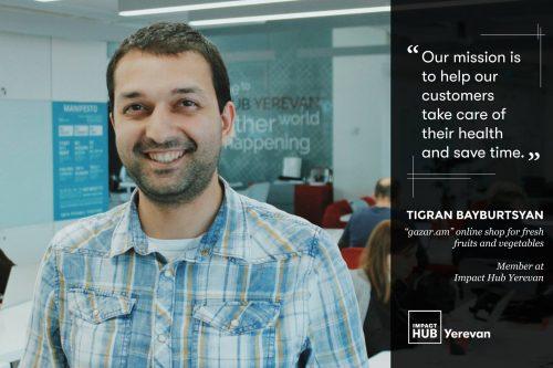 Tigran Bayburtsyan's Impact Story