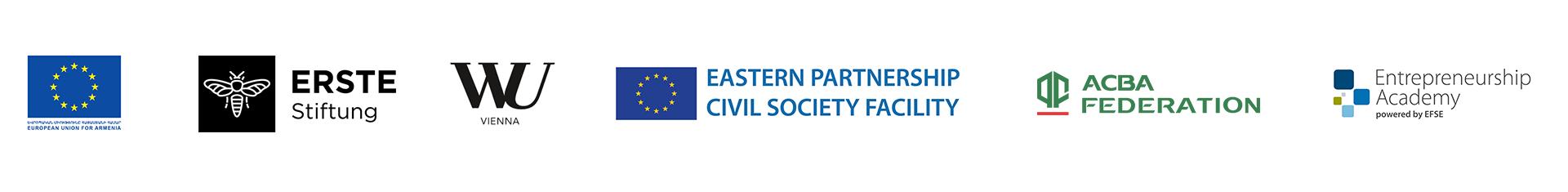Social Impact Award Armenia partners