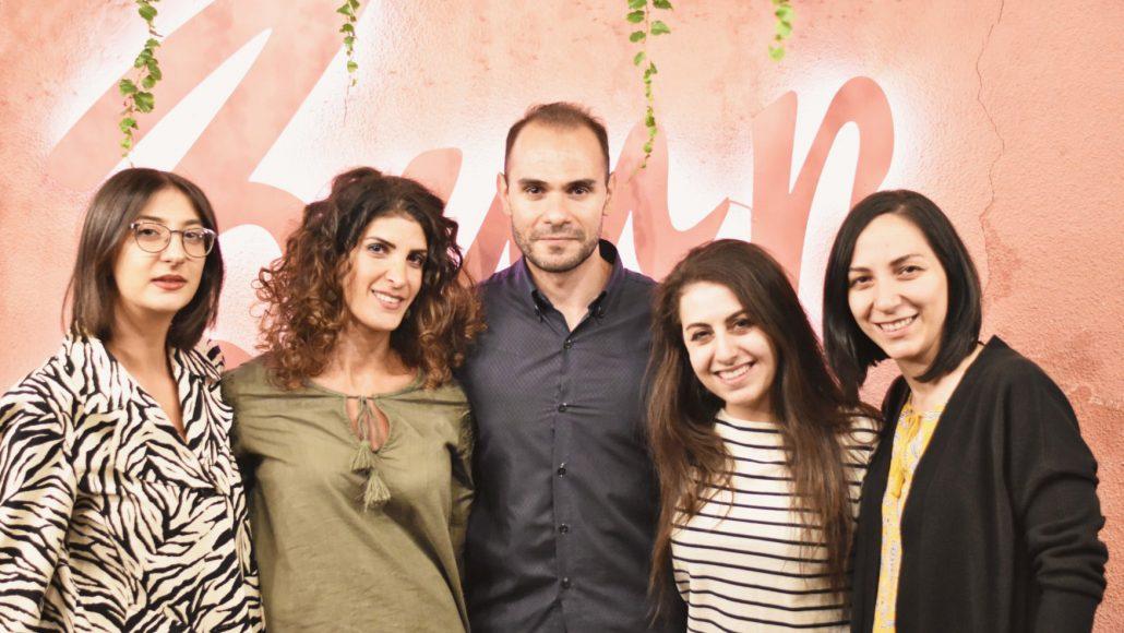 Arman Khachatryan, Tatev Mantoian, Ani Baboomian, Angela Hassassian, Tijay Djeghelian